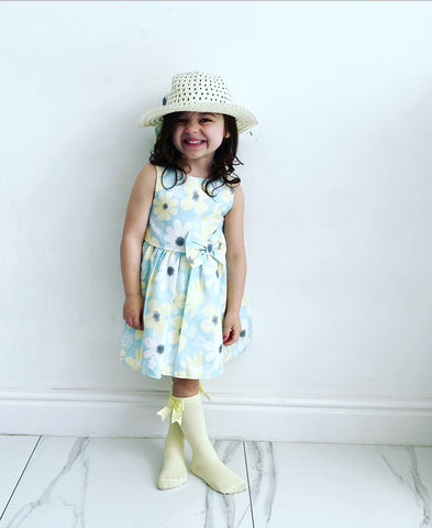 Willow Dress & Hat Set