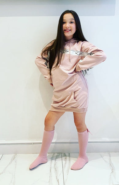 Pink Perla Jumper Dress