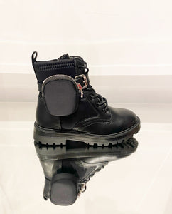 Black Bronte Boots