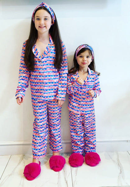 Lula Pyjama's 3 Piece Set