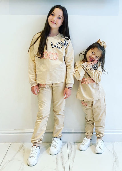 Camel Coco Tracksuit
