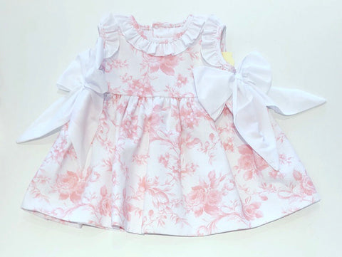 Dolcie Double Bow Dress