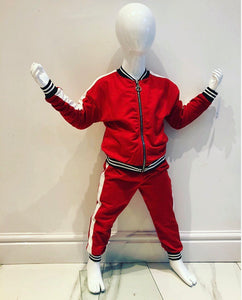 Red Charlie Tracksuit