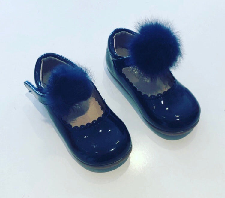 Pom Mary Jane Shoes
