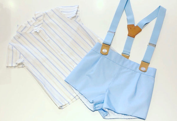 Pedro Shorts Set