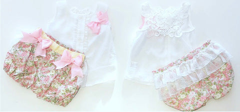 Luiza Shorts Set