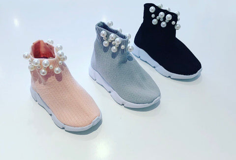 Pearl Sock Trainers