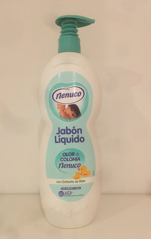 Nenuco Bath Soap Body Wash 650ml