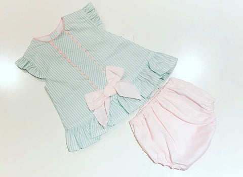Malia Dress & Knickers Set