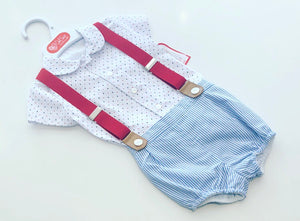 Sergio Shorts Set