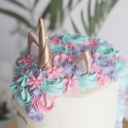 Designer Cakes in 4 hours