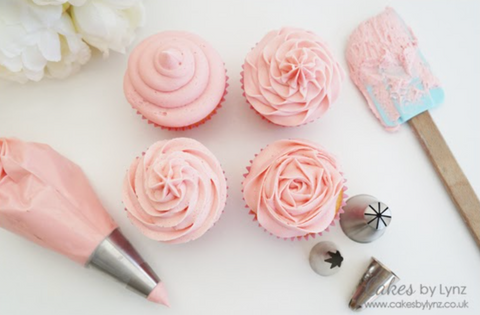 Invest in Piping Bags and Tip | Cake Together | Birthday Cake Delivery