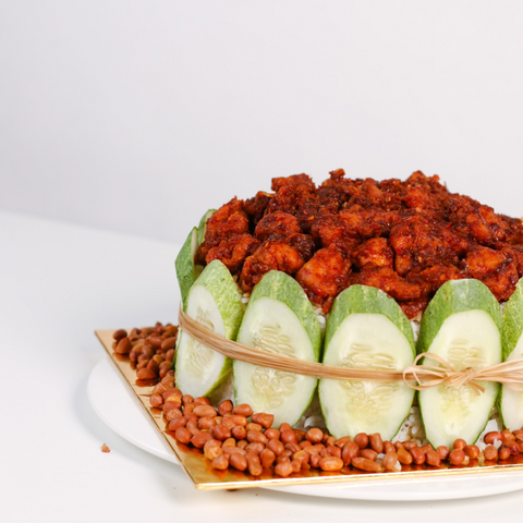 Nasi Lemak Cake by Eats and Treats Bakery | Cake Together