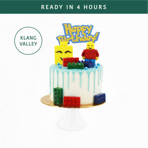 Lego 6 inch | Designer Cake | Cake Together