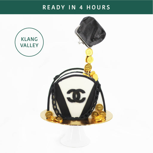 Chanel Bag 6 inch | Designer Cake | Cake Together