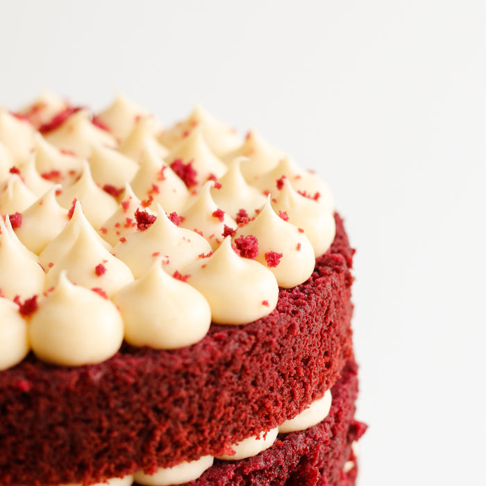 Red Velvet Cake 5.5 inch - Cake Together - Online Birthday Cake Delivery