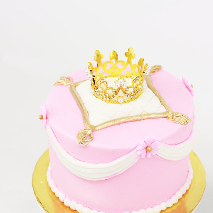 Princess Cake 6 inch | Designer Cake | Cake Together