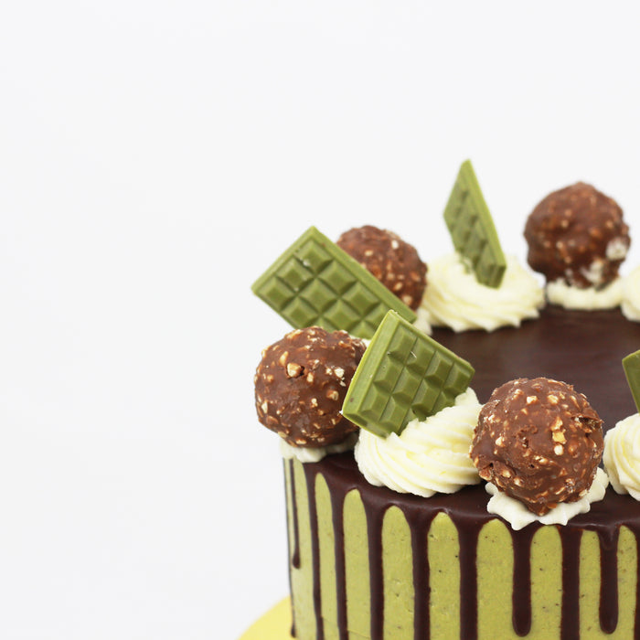 Matcha Chocolate Cake | Cake Together | Birthday Cake Delivery