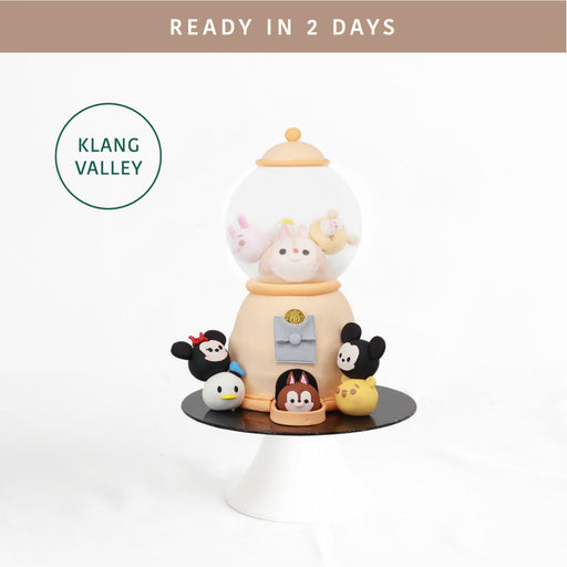 Tsum Tsum Cake 6 inch - Cake Together - Online Birthday Cake Delivery