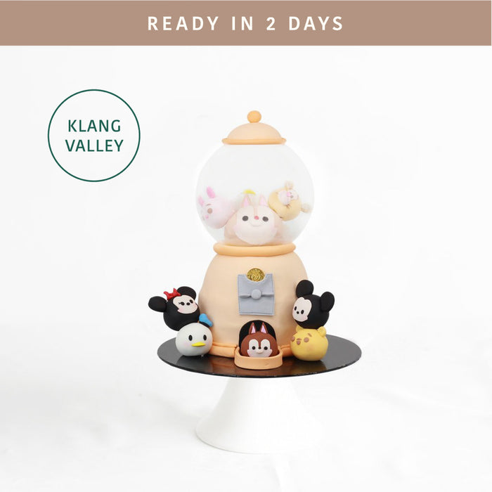 Tsum Tsum Cake | Cake Together | Online Cake Delivery