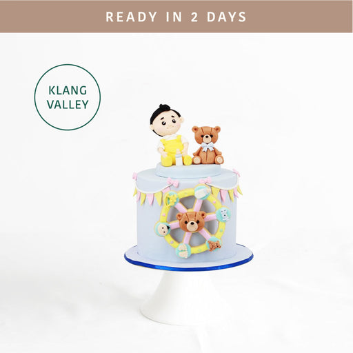 Baby Ferris Wheel 6 inch | Cake Together | Online Cake Delivery