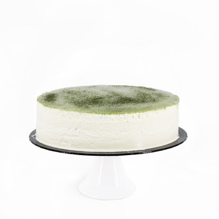 Soy & Matcha Goma Cake 9 inch - Cake Together - Online Birthday Cake Delivery