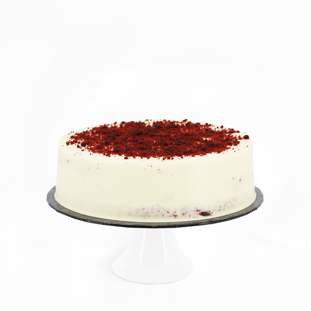 Red Velvet Citrus Cheese | Cake Together | Online Cake Delivery