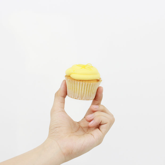 Lemoncurd Cupcakes 12 pieces | Cake Together | Online Delivery