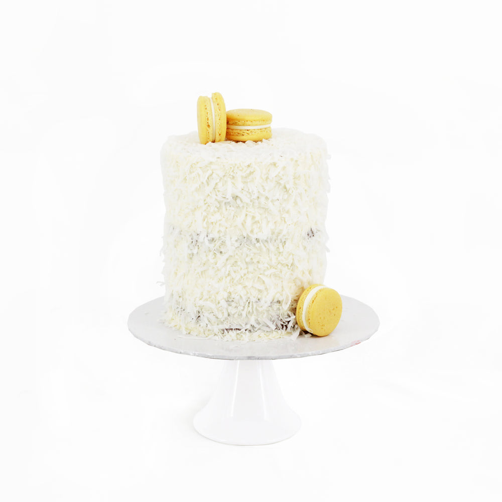Coconut Cake - Cake Together - Online Birthday Cake Delivery