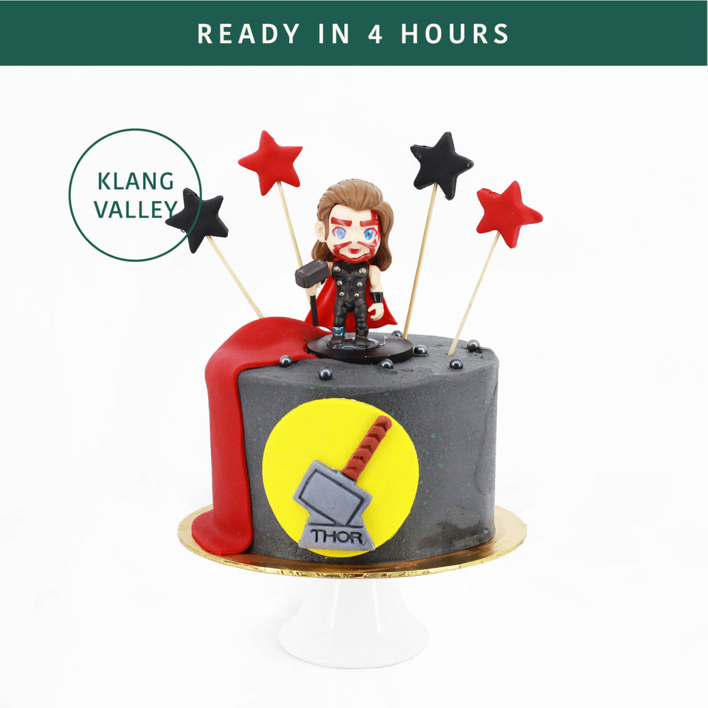 Mighty Thor 6 inch | Designer Cake | Cake Together