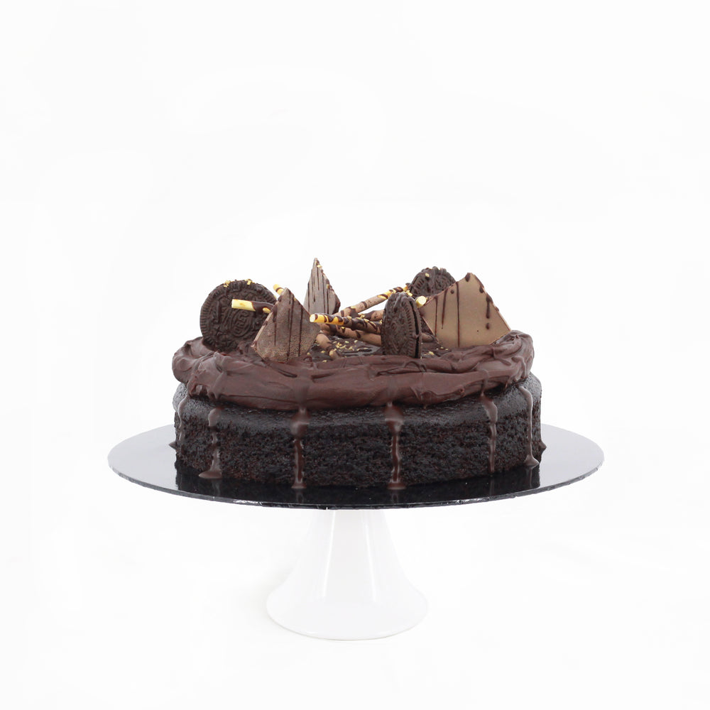 Dark Chocolate Belgian 8 inch