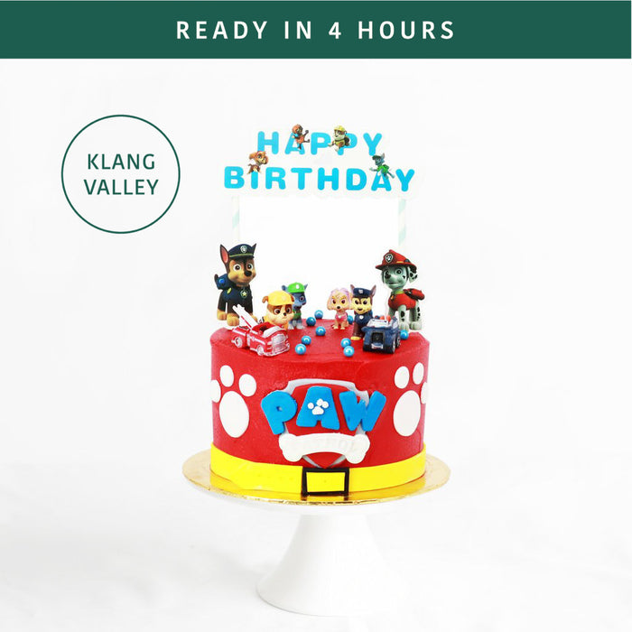 Paw Patrol | Cake Together | Online Birthday Cake Delivery