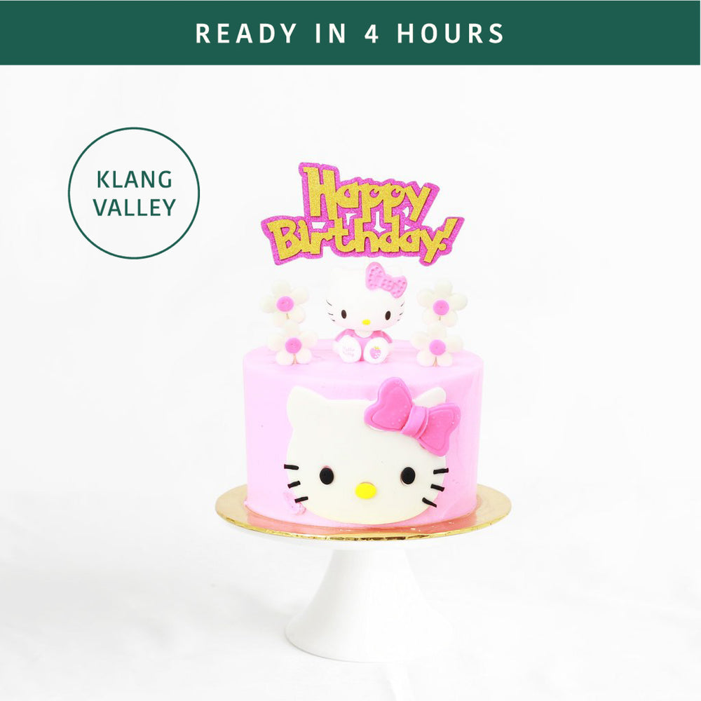 Hello Kitty | Cake Together | Online Birthday Cake Delivery