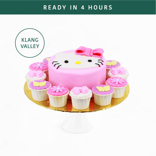Hello Kitty Party 5 inch | Cake Together | Birthday Cake Delivery
