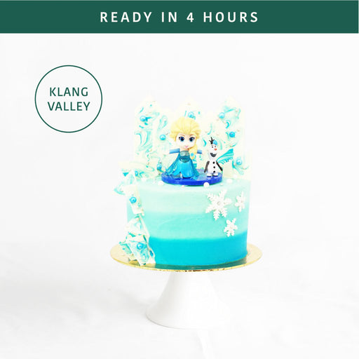 Frozen - Cake Together - Online Birthday Cake Delivery