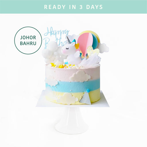 Cute Unicorn Cake - Cake Together - Online Birthday Cake Delivery