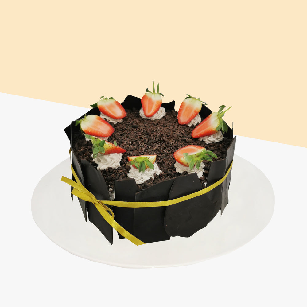 Black Forest Cake - Cake Together - Online Birthday Cake Delivery