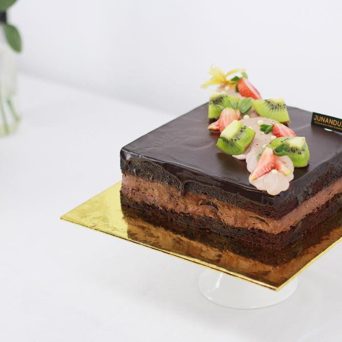 Chocolate Banana Cake | Cake Together | Online Cake Delivery
