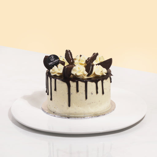Cookies and Cream Chocolate - Cake Together - Online Birthday Cake Delivery