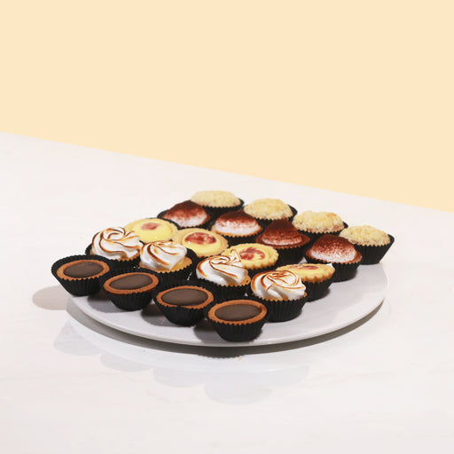 Assorted Mini Tarts 20 pieces