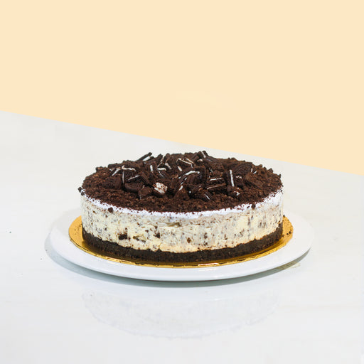 Cookies and Cream Cheesecake 9 inch | Cake Together | Birthday Cake Delivery