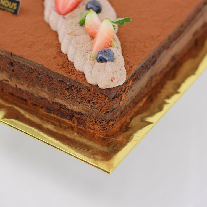 Gianduja Chocolate Cake - Cake Together - Online Birthday Cake Delivery