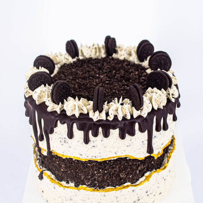 Stupendous Oreo Cookie Cake Cake Together Online Cake Delivery Birthday Cards Printable Trancafe Filternl