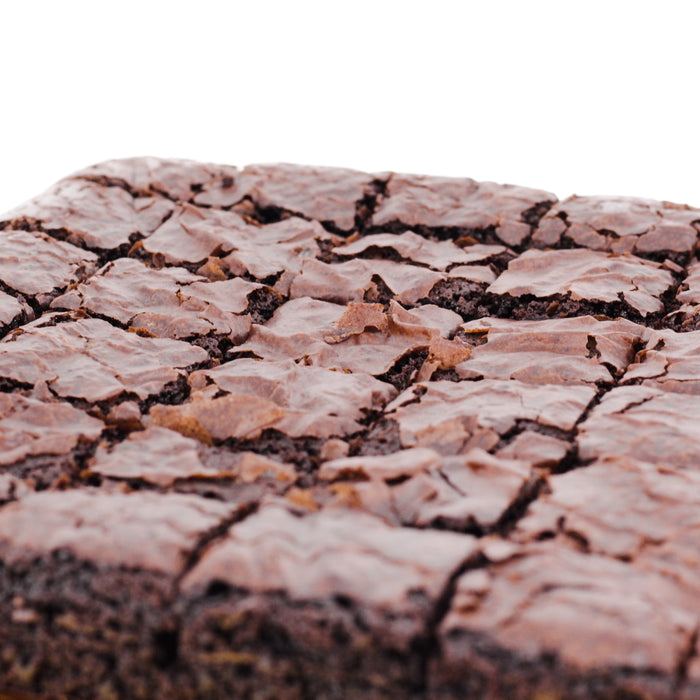 Premium Dark Chocolate Brownies 8 inch - Cake Together - Online Birthday Cake Delivery