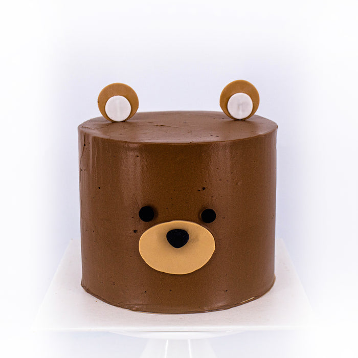Brown Bear Cake - Cake Together - Online Birthday Cake Delivery