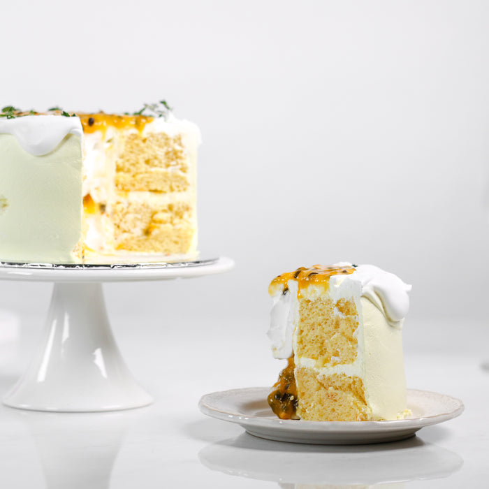 Orange Passion Chiffon - Cake Together - Online Birthday Cake Delivery