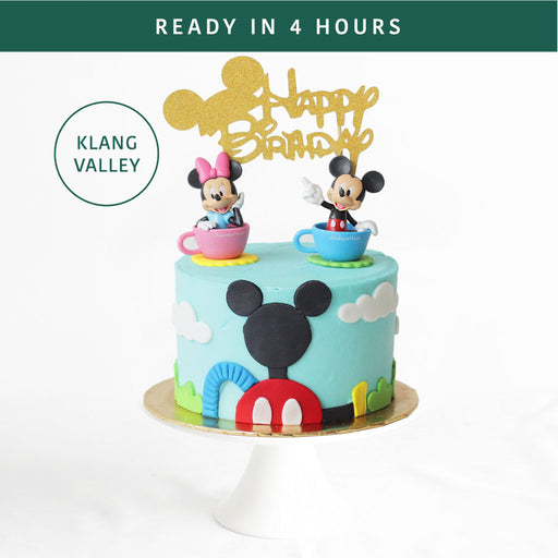 Mickey and Minnie | Cake Together | Online Birthday Cake Delivery