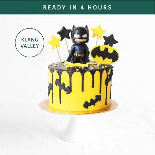 The Batman Cake | Cake Together | Online Birthday Cake Delivery