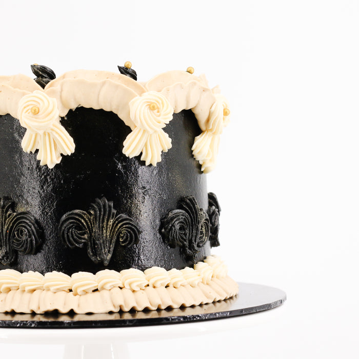 Onxy Black 5 inch - Cake Together - Online Birthday Cake Delivery