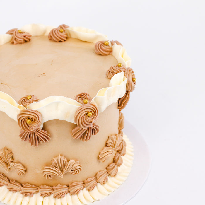 Dolce Brown 5 inch - Cake Together - Online Birthday Cake Delivery